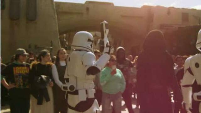 Disneyland's 'Star Wars' Land getting the cold shoulder from visitors?