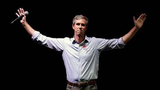 Beto O'Rourke is resetting his failed campaign: Kennedy
