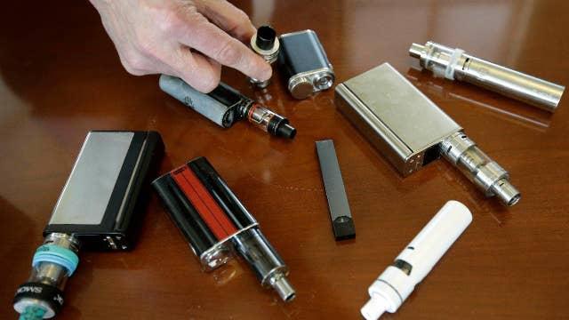 North Carolina AG sues 8 producers of vaping products