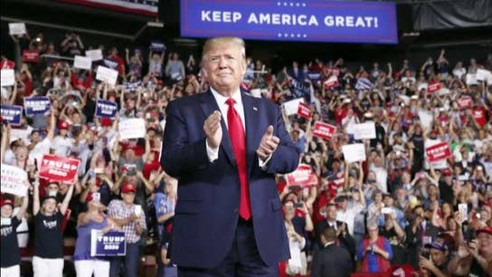 'Great economic policy' leads Club for Growth to support Trump in 2020