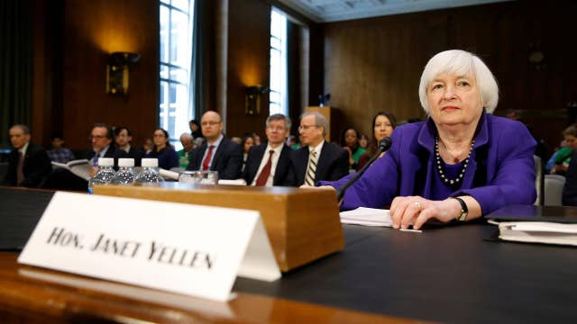 Janet Yellen on recession risks: On this occasion inverted yield curve may be a less good signal