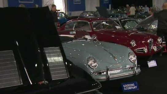 The big money flowing into luxury cars in Pebble Beach