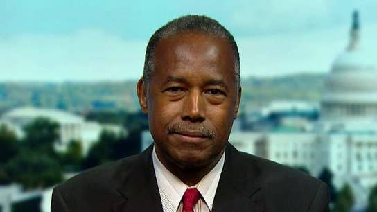 Ben Carson on trade war: Trump is trying to rectify a lopsided relationship