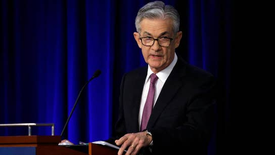 Trump slams Fed Chair Jerome Powell over Twitter