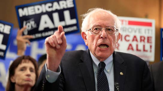 Sanders, Harris health care plans are garbage: Kennedy