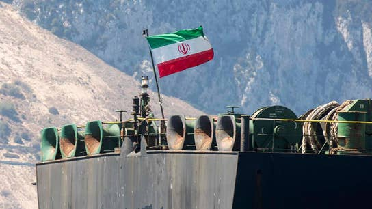 Tanker carrying Iranian oil heads to Syria: report