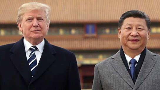 Necessary posturing may thwart a deal with China?