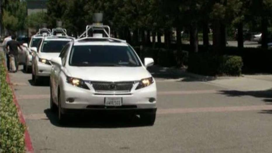 DOJ: Former Google engineer sold stolen robotic car tech