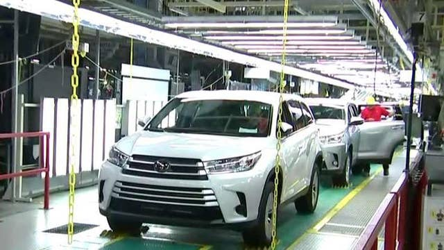 Toyota recruiting begins
