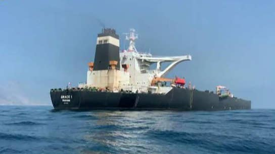 Gibraltar court allows release of seized Iranian tanker