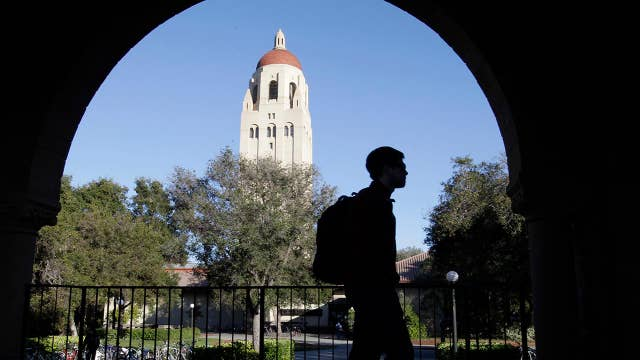 US spending too much on higher education?
