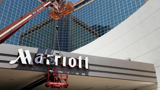 Marriott to take $126M charge after massive data breach