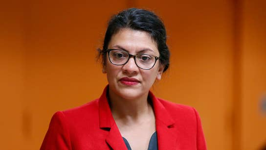 Israel called Rep. Tlaib's bluff: Brad Blakeman