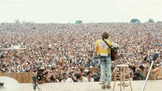 New documentary shows how the Woodstock music festival came to be