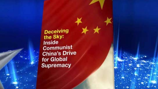 'China is on the move,' author claims