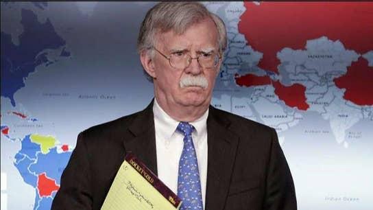 Trump asks John Bolton to resign
