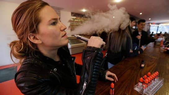 Would Trump's e-cigarette ban curb vaping-related deaths?