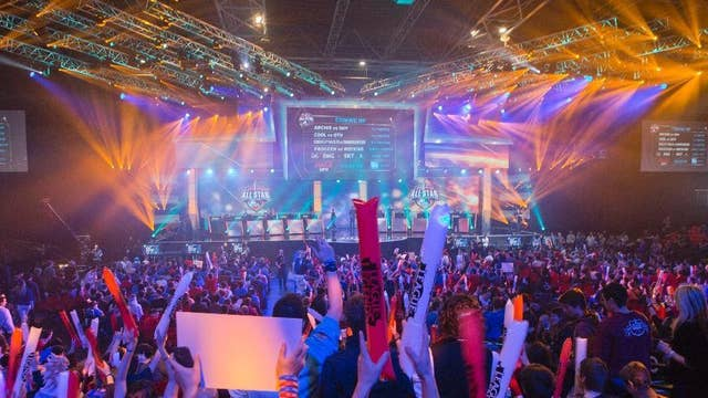 Professional soccer and esports collide