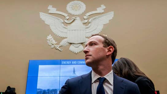 Zuckerberg back on Capitol Hill for 2nd day of meetings