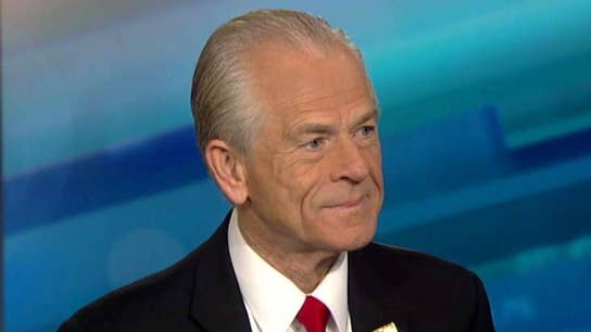 China is paying for the tariffs: Navarro
