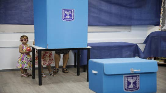 Israeli election: Too close to call