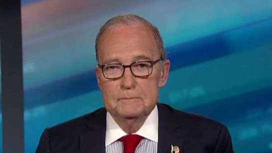 Kudlow: US economy can grow 3% to 4% if we let it