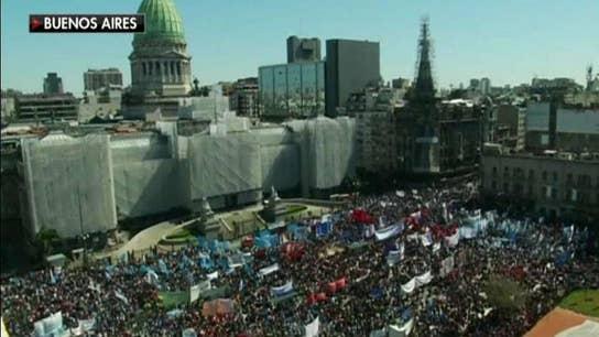 Argentina on the brink