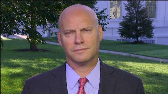 Marc Short explains Trump's 'locked and loaded' comments