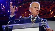 Questions raised on Joe Biden's White House desires after campaign stop