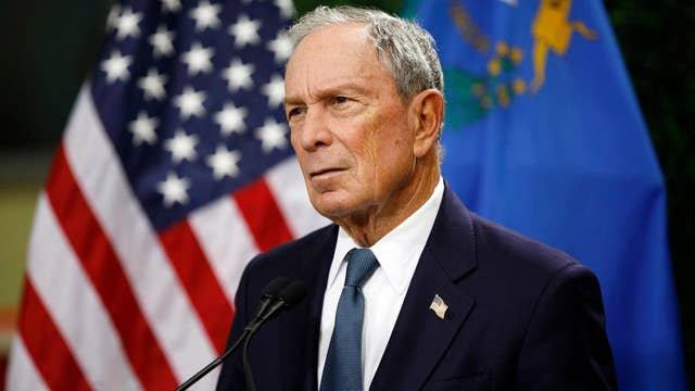 Don't count Michael Bloomberg completely out in 2020 race: Sources