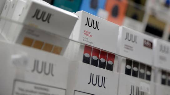 Will Juul fight all or part of flavored e-cigarette ban?
