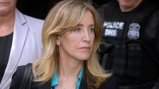 Felicity Huffman may avoid jail time for college admissions cheating