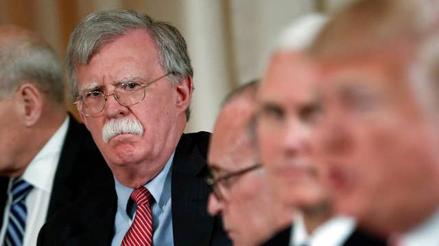 Bolton may have pushed his own ideas too much: former Trump strategist