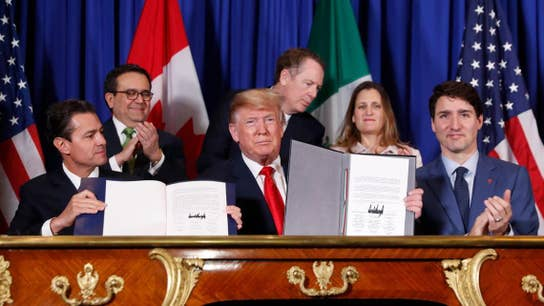 USMCA 'certifies and extends' closest US relationships: Agriculture Secretary