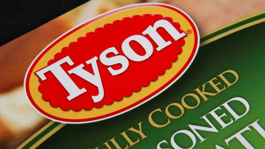 Tyson Foods takes stake in plant-based fish company