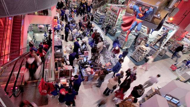 Outlook for holiday retail sales