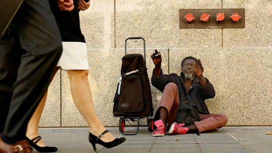 Will the left step up and address the homeless crisis?