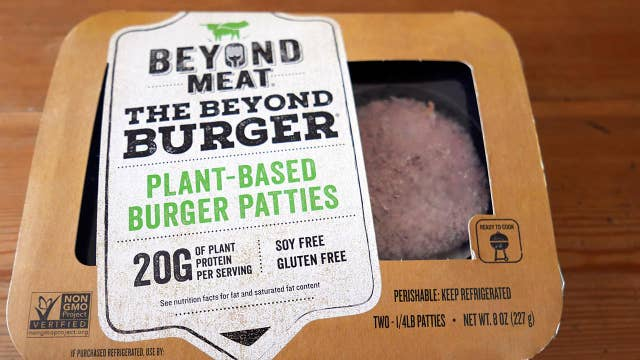 Beyond Meat shows rise in stock; food delivery app DoorDash hacked