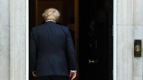 Did UK Prime Minister Boris Johnson break the law?