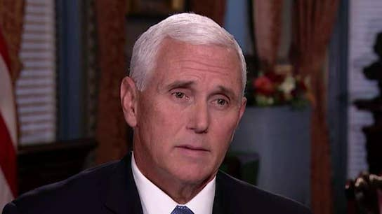 The American economy is booming: VP Pence