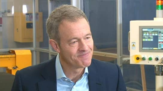 FULL INTERVIEW: Apple COO Jeff Williams