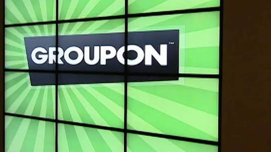 Groupon looks to make a big purchase