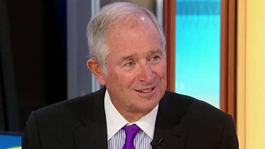 Stephen Schwarzman on new book about finding success in business