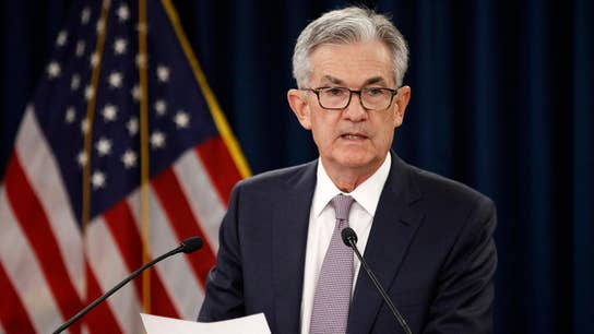 Jerome Powell says other countries' interest rates affect the U.S. policy