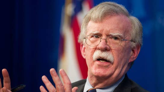 What does Bolton's resignation change?