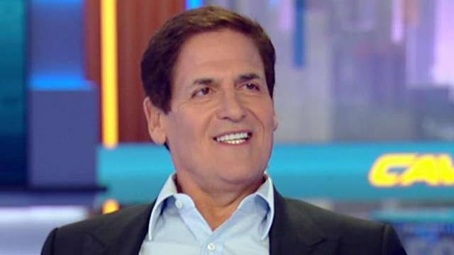 Mark Cuban on pace of retail bankruptcies: Obviously online matters