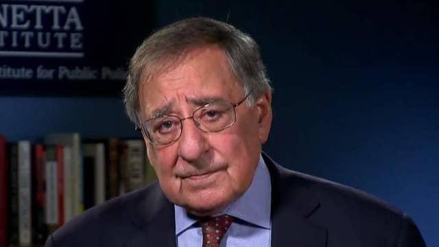Leon Panetta: Right now Washington is dysfunctional