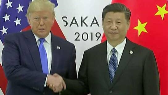 Escalating trade war between the U.S. and China