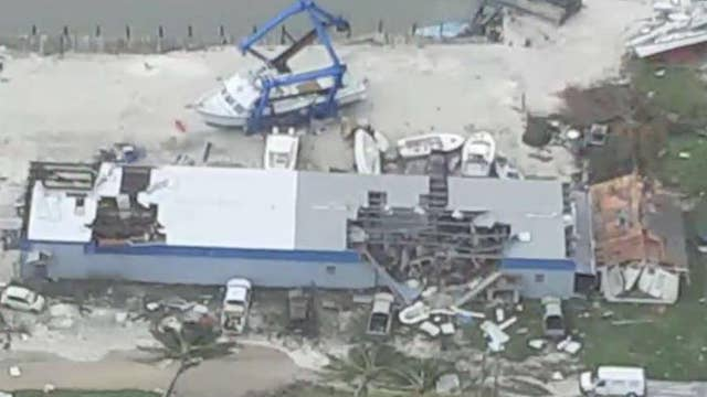 Bahamian authorities warn final death toll for Dorian will be 'unimaginable'