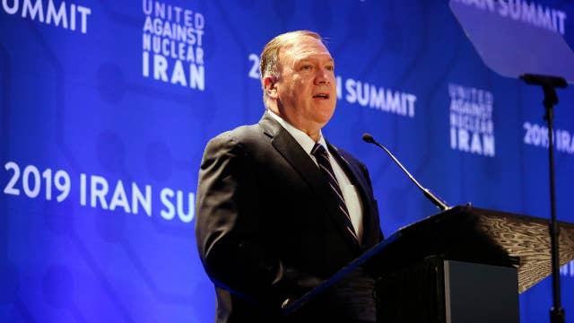 Pompeo announces new Iran sanctions
